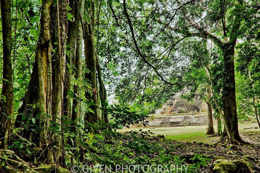 Ruins, Lamani, Belize