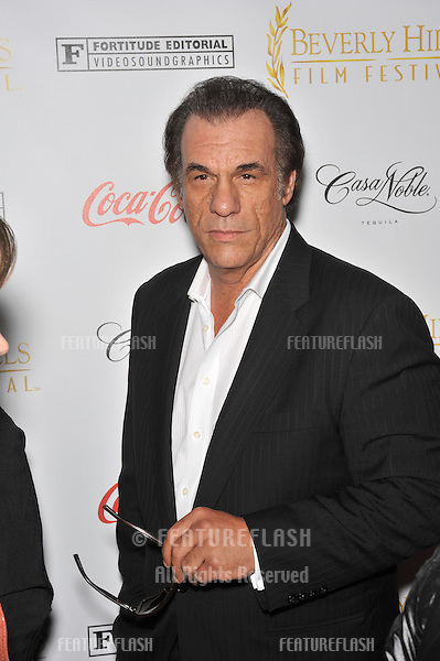 Robert Davi at the opening of the Beverly Hills Film Festival at the Clarity Theatre, Beverly Hills..April 1, 2009  Beverly HIlls, CA.Picture: Paul Smith / Featureflash
