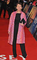 Annie Barrows at the &quot;The Guernsey Literary And Potato Peel Pie Society&quot; world film premiere, Curzon Mayfair cinema, Curzon Street, London, England, UK, on Monday 09 April 2018.<br /> CAP/CAN<br /> &copy;CAN/Capital Pictures