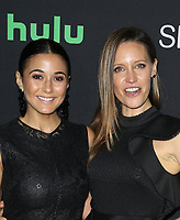 HOLLYWOOD, CA - NOVEMBER 28: Emmanuelle Chriqui, KaDee Strickland, at Premiere Of Hulu's 'Shut Eye' Season 2 at The Magic Castle in Hollywood, California on November 28, 2017. Credit: Faye Sadou/MediaPunch /NortePhoto.com NORTEPOTOMEXICO