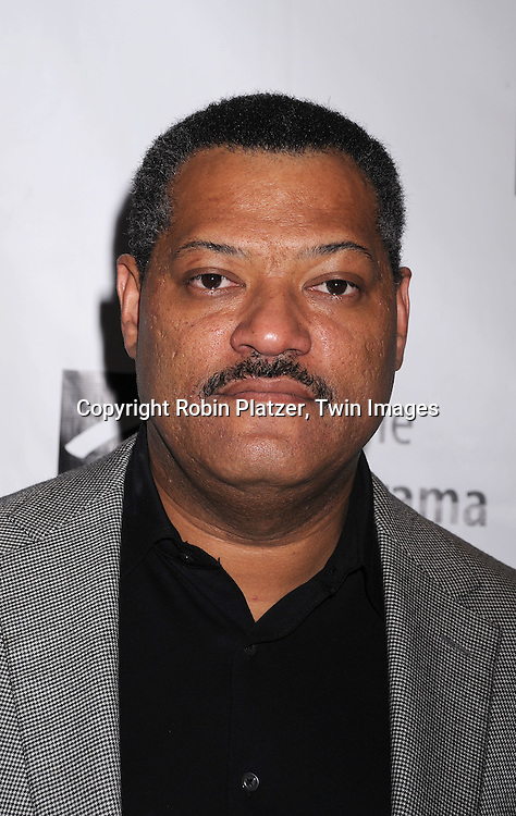 Laurence Fisburne..posing for photographers at The 74th Annual Drama League Awards Ceremony and Luncheon..on May 16, 2008 at The Marriott Marquis Hotel. ....Robin Platzer, Twin Images