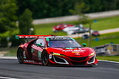 IMSA WeatherTech SportsCar Championship<br /> Continental Tire Road Race Showcase<br /> Road America, Elkhart Lake, WI USA<br /> Friday 4 August 2017<br /> 86, Acura, Acura NSX, GTD, Oswaldo Negri Jr., Jeff Segal<br /> World Copyright: Jake Galstad<br /> LAT Images