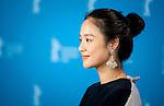 Actress Zhou Yun  promotes his film Yi bu zhi yao during the LXV Berlin film festival, Berlinale at Potsdamer Straße in Berlin on February 11, 2015. Samuel de Roman / Photocall3000 / Dyd fotografos-DYDPPA.