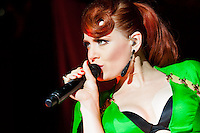 Scissor Sisters performs in Madrid