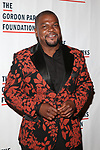 Visual Artist Kehinde Wiley attends THE GORDON PARKS FOUNDATION HONORS CONGRESSMAN JOHN LEWIS, MAVIS STAPLES,<br />