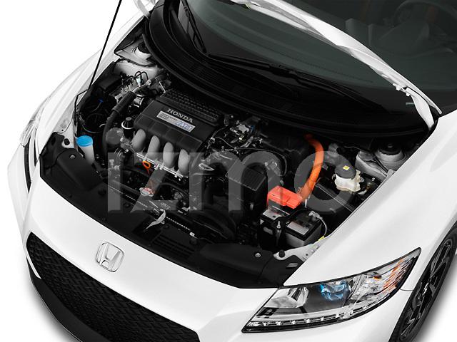 2016 Honda CRZ EX Hybrid