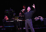 Robert Cuccioli  ('Jekyll & Hyde' Reunionwith Billy Jay Stein (at Piano) performing their show 'A New Life' at The Town Hall on October 13, 2012 in New York City.