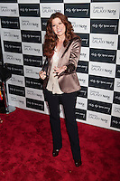 Debra Messing attends the Samsung Galaxy Note 10.1 Launch Event in New York City, August 15, 2012. &copy;&nbsp;Diego Corredor/MediaPunch Inc. /NortePhoto.com<br />