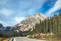 Road, Kananaskis Country, Alberta, Canada