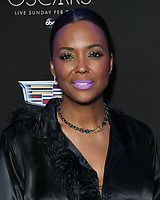 06 February 2020 - Los Angeles - Aisha Tyler Labine. Cadillac Celebrates The 92nd Annual Academy Awards held at Chateau Marmont. Photo Credit: Birdie Thompson/AdMedia