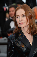 Isabelle Huppert at the gala screening for &quot;Sink or Swim&quot; at the 71st Festival de Cannes, Cannes, France 13 May 2018<br /> Picture: Paul Smith/Featureflash/SilverHub 0208 004 5359 sales@silverhubmedia.com