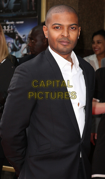NOEL CLARKE .World Film Premiere of '4,3,2,1' at the Empire, Leicester Square, London, England, UK, May 25th 2010.4321 4-3-2-1 arrivals half length white shirt black suit jacket .CAP/ROS.©Steve Ross/Capital Pictures.