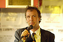 Doug Stanhope performing at the Tron Comedy Club at Edinburgh Festival 2006. CREDIT Geraint Lewis