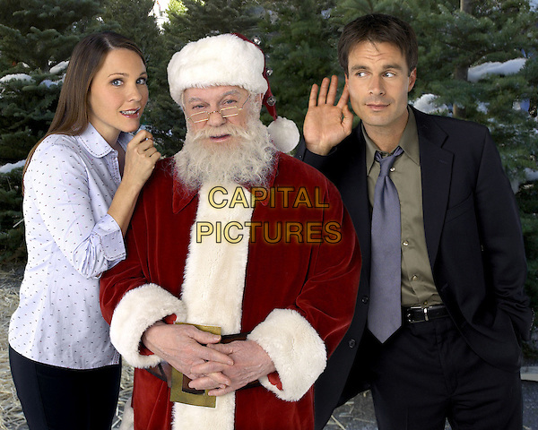 KELLI WILLIAMS, CHARLES DURNING & PATRICK MULDOON .in A Boyfriend For Christmas.*Editorial Use Only*.www.capitalpictures.com.sales@capitalpictures.com.Supplied by Capital Pictures.