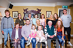 Chelsea Healy, Tralee celebrates her 23rd Birthday with family and friends at the Brogue Inn on Friday