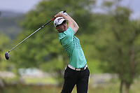 Cormac Feeney (Enniscrone) during the final round of the Connacht Boys Amateur Championship, Oughterard Golf Club, Oughterard, Co. Galway, Ireland. 05/07/2019<br /> Picture: Golffile | Fran Caffrey<br /> <br /> <br /> All photo usage must carry mandatory copyright credit (© Golffile | Fran Caffrey)