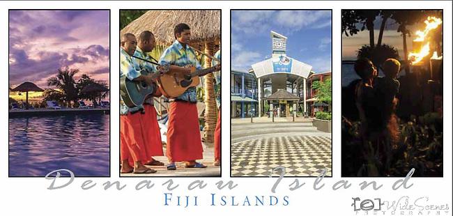 WS044 Images of Denarau Islands Resorts, Fiji Islands