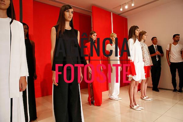 Nova Iorque, EUA &sbquo;09/2014 - Desfile de Lisa Perry durante a Semana de moda de Nova Iorque  -  Verao 2015. <br /> <br /> Foto: FOTOSITE