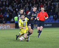 Ross County v St Mirren 170115