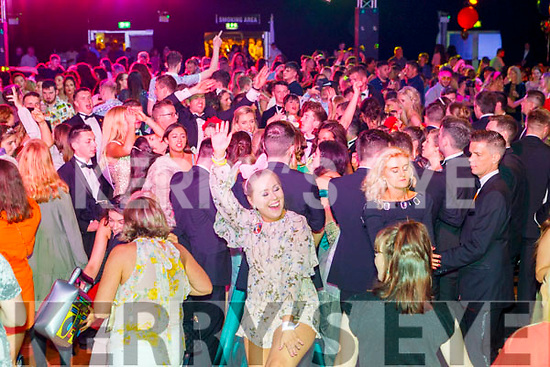 The 80's Disco night in the Dome on Saturday.