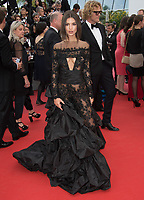 Emily Ratajkowski at the premiere for &quot;Loveless&quot; at the 70th Festival de Cannes, Cannes, France. 18 May  2017<br /> Picture: Paul Smith/Featureflash/SilverHub 0208 004 5359 sales@silverhubmedia.com