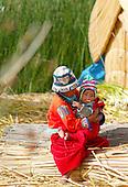 Los Uros, Lac Titicaca