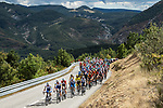 The peloton during Stage 3 of Tour de France 2020, running 198km from Nice to Sisteron, France. 31st August 2020.<br /> Picture: ASO/Alex Broadway | Cyclefile<br /> All photos usage must carry mandatory copyright credit (© Cyclefile | ASO/Alex Broadway)