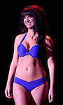 Ashton Sunseri participates in the swim suit portion for the Miss University of Nevada title during the 2011 Miss Reno-Sparks Pageant held at Harrahs Reno on March 6th.  Sunseri was crowned Miss University of Nevada.  Photo by Tom Smedes.