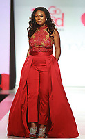 NEW YORK, NY February 08, 2018:Tatyana Ali attend  American Heart Association's® Go Red For Women® Red Dress Collection® 2018 at Hammerstein Ballroom in New York. February 08, 2018. Credit:RW/MediaPunch