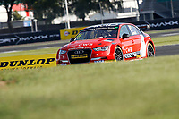 Round 9 of the 2018 British Touring Car Championship. #23 Sam Smelt. AmDtuning.com with Cobra Exhausts. Audi S3 Saloon.