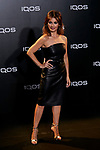Monica Cruz attends to IQOS3 presentation at Palacio de Cibeles in Madrid, Spain. February 13, 2019. (ALTERPHOTOS/A. Perez Meca)