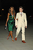 Iman and David Bowie..arriving at The Vanity Fair Party to celebrate the 6th Annual ..Tribeca Film Festival on April 24, 2007 at The State Supreme Courthouse. ..Robin Platzer, Twin Images