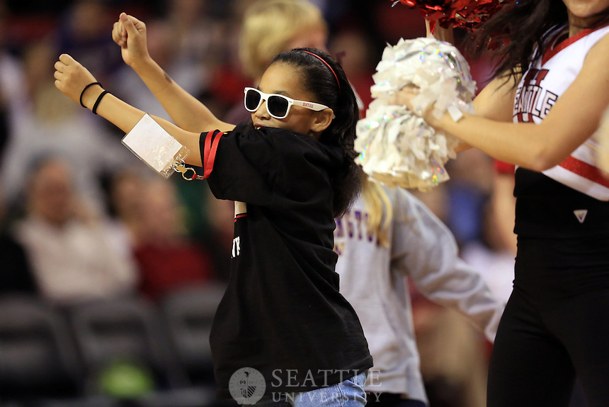 12132012-  Seattle University vs. University of Washington - Men's basketball - 2nd half