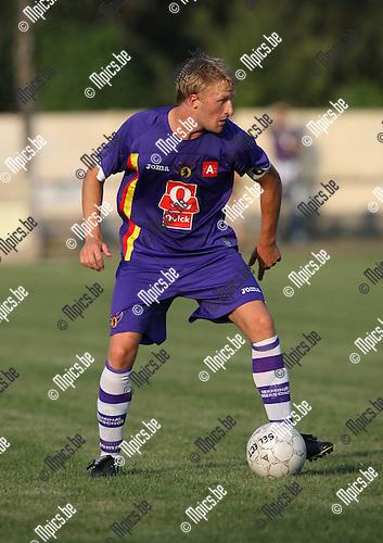 2009-06-27 / Voetbal / Germinal Beerschot seizoen 2009-2010 / Wim De Decker ..Foto: Maarten Straetemans (SMB)