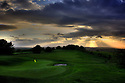 2nd Hole Par 4 North Wilts Golf Club, Bishops Canning, Devizes, Wiltshire. Picture Credit / Phil Inglis