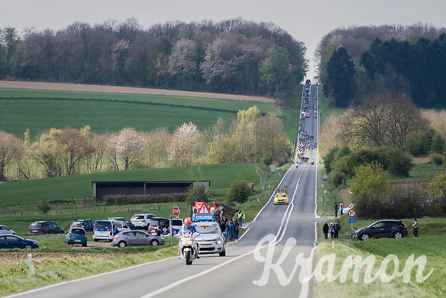 long roads towards Huy<br /> <br /> 81st La Fl&egrave;che Wallonne (1.UWT)<br /> One Day Race: Binche &rsaquo; Huy (200.5km)