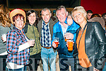 Charity Barn Dance: Pictured at the charity barn dance in aid of Fr. Jerry Browne's South African mission held on Donal Browne's farm, Mountcoal, Listowel on Saturday nigh last were Bernie O'Sullivan, Breda Dowling, Willie Devlin, John O'Sullivan & Eleanor Quinlan.