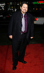 """HOLLYWOOD, CA. - December 03: Writer Rick Najera  arrives at the Los Angeles premiere of """"Nothing Like The Holidays"""" at Grauman's Chinese Theater on December 3, 2008 in Hollywood, California."""