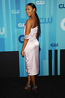 www.acepixs.com<br /> May 18, 2017 New York City<br /> <br /> Nafessa Williams attending arrivals for CW Upfront Presentation in New York City on May 18, 2017.<br /> <br /> Credit: Kristin Callahan/ACE Pictures<br /> <br /> <br /> Tel: 646 769 0430<br /> Email: info@acepixs.com