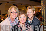 Abbeyfeale girls Maria Lane and Marie Lane with Denise Airey from Knockaderry at 'The Children Need You Concert' held last Saturday night in The Devon Inn, Templeglantine.