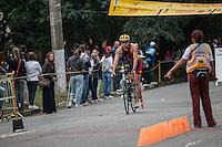 SAO PAULO, 06 DE MAIO DE 2012. TROFEU BRASIL DE TRIATHLON. A segunda etapa do 22 Trofeu Brasil de Triathlon aconteceu neste domingo na USP. FOTO: ADRIANA SPACA - BRAZIL PHOTO PRESS.