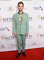 04 January 2020 - Beverly Hills, California - Ben Platt. The 2020 BAFTA Los Angeles Tea Party held at Four Seasons Los Angeles . Photo Credit: Birdie Thompson/AdMedia