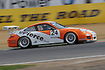 Derek Pierce - Team Parker Racing Porsche Carrera Cup GB