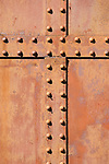 Bolt and rust abstraction.