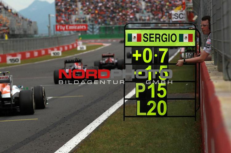 Sergio Perez (MEX)  McLaren F1 Team  <br /> for Austria &amp; Germany Media usage only!<br />  Foto &copy; nph / Mathis