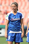 22 June 2008: Washington's Jenn Parsons. The Washington Freedom defeated the Richmond Kickers Destiny 5-0 at RFK Stadium in Washington, DC in a United Soccer Leagues W-League friendly.
