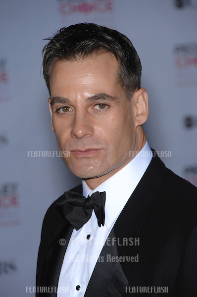 "ADRIAN PASDAR, star of ""Heroes"",U at the 33rd Annual People's Choice Awards at the Shrine Auditorium, Los Angeles..January 9, 2007 Los Angeles, CA.Picture: Paul Smith / Featureflash"