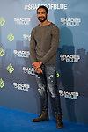 """Will Shephard attends to the premiere of the new series of chanel Calle 13, """"Shades of Blue"""" at Callao Cinemas in Madrid. April 05, 2016. (ALTERPHOTOS/Borja B.Hojas)"""