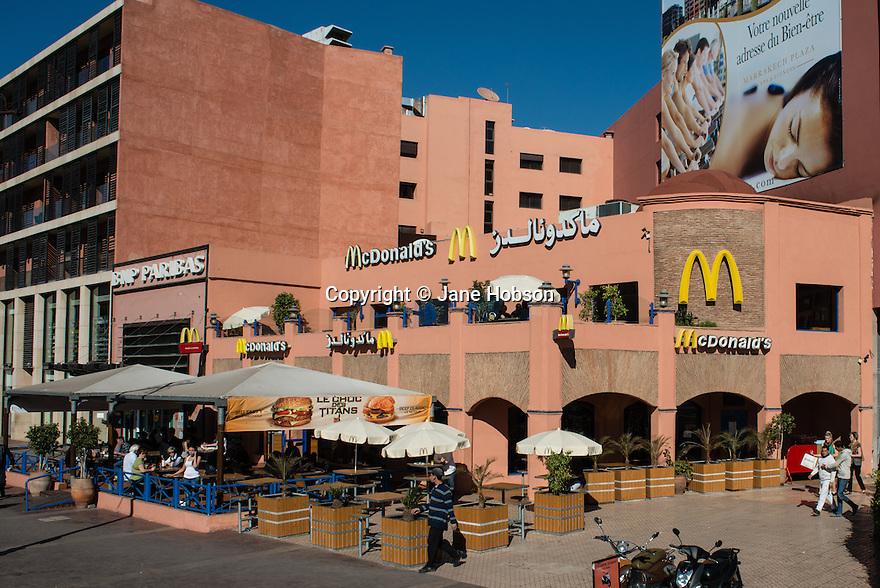Fast Food Marrakech