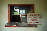 Abandoned factory for industrial animal fodder in the former GDR.<br /> 4.5.2014<br /> Copyright: Christian-Ditsch.de<br /> [Inhaltsveraendernde Manipulation des Fotos nur nach ausdruecklicher Genehmigung des Fotografen. Vereinbarungen ueber Abtretung von Persoenlichkeitsrechten/Model Release der abgebildeten Person/Personen liegen nicht vor. NO MODEL RELEASE! Don't publish without copyright Christian-Ditsch.de, Veroeffentlichung nur mit Fotografennennung, sowie gegen Honorar, MwSt. und Beleg. Konto:, I N G - D i B a, IBAN DE58500105175400192269, BIC INGDDEFFXXX, Kontakt: post@christian-ditsch.de]